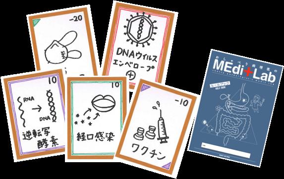 MEdit Lab ウイルスバトルゲーム